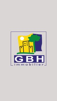 GBH  Immobilier poster