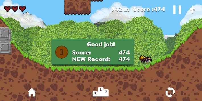 Parkour apk screenshot