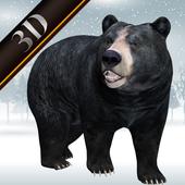 Bear Simulation Game icon
