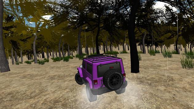 Car Safari Hunting apk screenshot