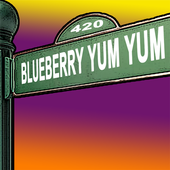 420 Blueberry Yum Yum icon