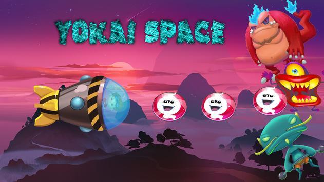 Yokai in Space ship apk screenshot