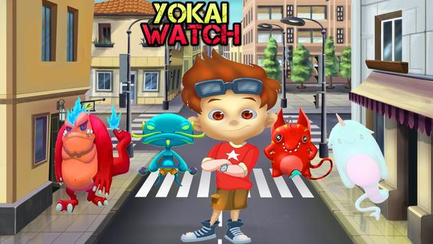YoKai skate Aventure apk screenshot