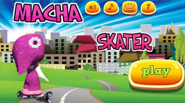 Micha skate adventure apk screenshot