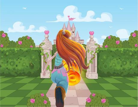 subway girl world castle game apk screenshot