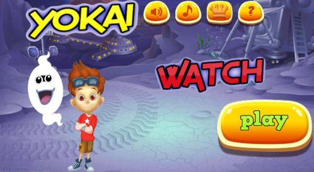 Yokai skate Go apk screenshot