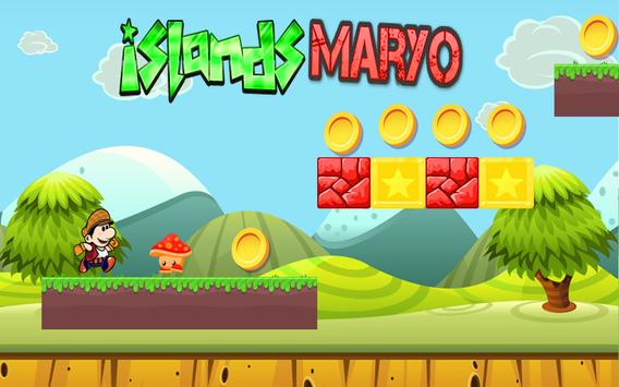 Islands of Adventure and Maryo apk screenshot