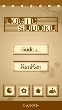 Logic Sudoku poster