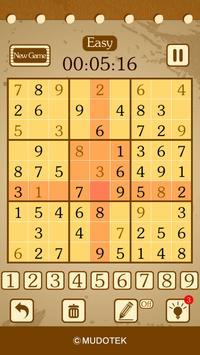 Logic Sudoku screenshot 1