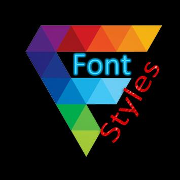Font Styles - Stylish Fonts Generator poster