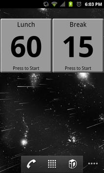 Take A Break Widget screenshot 3