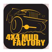 4x4 Mud Factory icon
