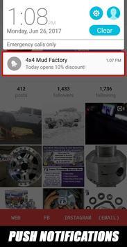 4x4 Mud Factory apk screenshot