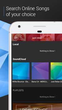 Free Music Player - MP3 Songs apk screenshot