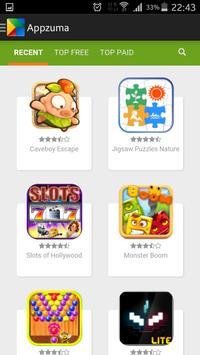 Appzuma App Store poster
