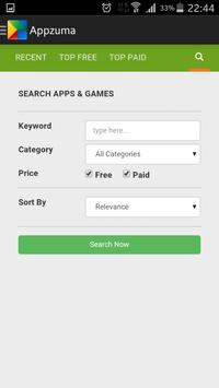 Appzuma App Store screenshot 1