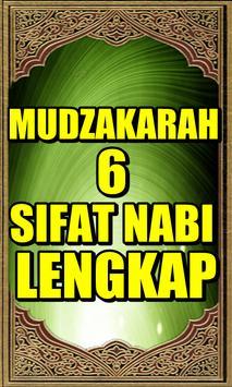 Mudzakarah 6 Sifat Sahabat screenshot 1