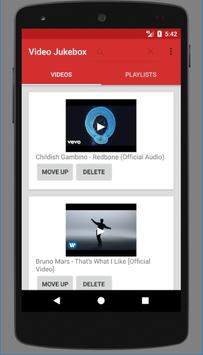 Video Jukebox apk screenshot