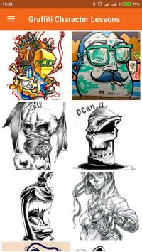 Graffiti Character Lessons poster