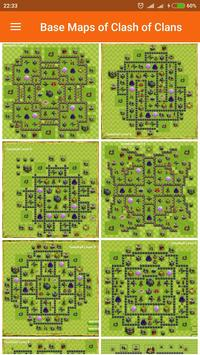 Base Maps of Clash of Clans screenshot 1