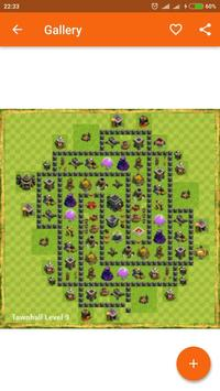 Base Maps of Clash of Clans screenshot 2