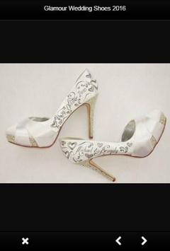 Glamour Wedding Shoes 2016 poster