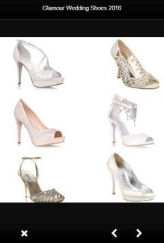 Glamour Wedding Shoes 2016 apk screenshot