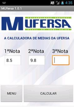 MUfersa poster