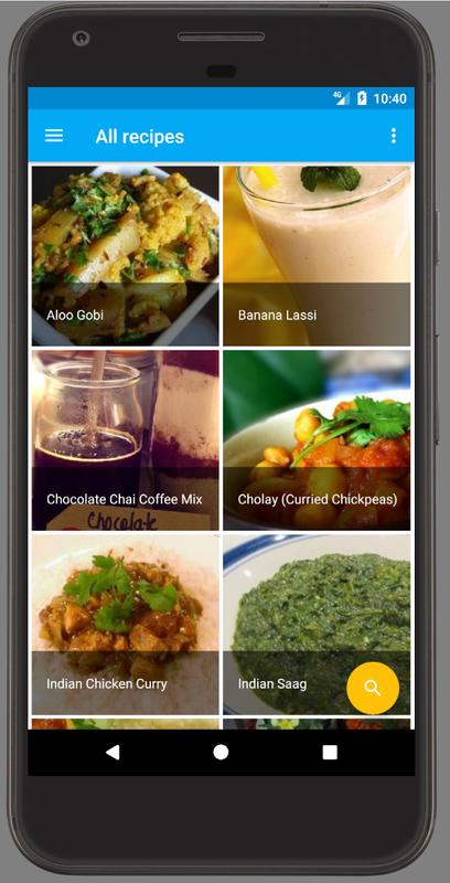 Best indian food recipes apk best indian food recipes forumfinder Gallery