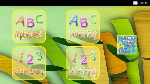 Kids Learn Alphabet & Numbers - Reading & Writing screenshot 4