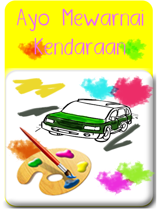 Ayo Mewarnai Kendaraan For Android Apk Download