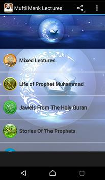 Mufti Menk Quran Lectures poster