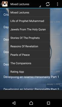 Mufti Menk Quran Lectures screenshot 2