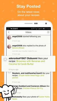 Cookpad рецепты на каждый день скриншот приложения