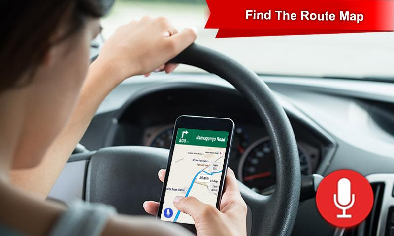 Voice GPS Map, Navigation, Driving Direction for Android ... on maps directions from to, maps and travel, maps and directions easy, maps and weather, maps and street views, maps and gas prices, maps and floor plans, multiple directions,