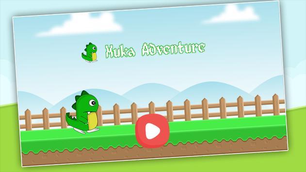 Muka Adventure poster