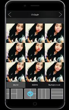 New Camera B.6.1.2 Lite Selfie apk screenshot