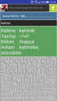 Kelimât apk screenshot