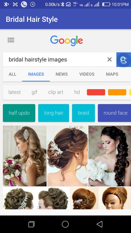 Bridal Hairstyle Images For Android Apk Download