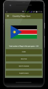 Country Flags Quiz apk screenshot