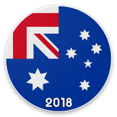 Australian citizenship test  2018 icon