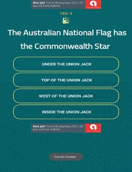 Australian citizenship test  2018 screenshot 2