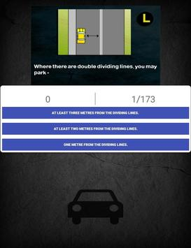 Australian Driving Test screenshot 1