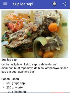 Olahan Daging Sapi screenshot 1