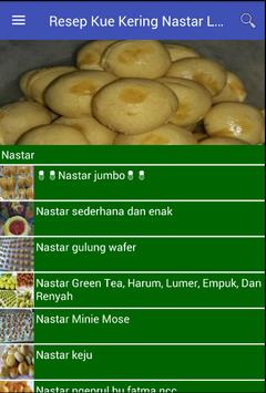 Resep Kue Kering Nastar Lembut screenshot 2