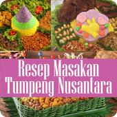 Resep Msakan Tumpeng Nusantara icon