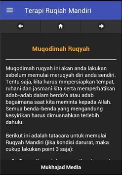 Terapi Ruqiah Dengan Mandiri screenshot 1