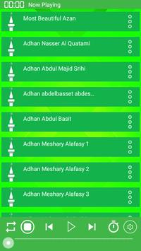 Beautiful Azan Adhan Mp3 screenshot 1