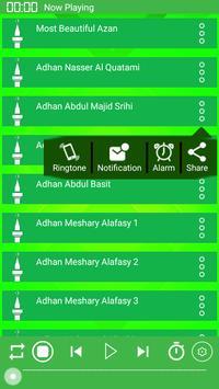 Beautiful Azan Adhan Mp3 screenshot 2