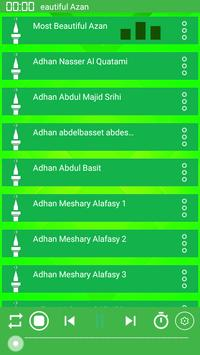Beautiful Azan Adhan Mp3 screenshot 3